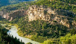 Dolina rzeki Göksu – Silifke, prowincja Mersin
