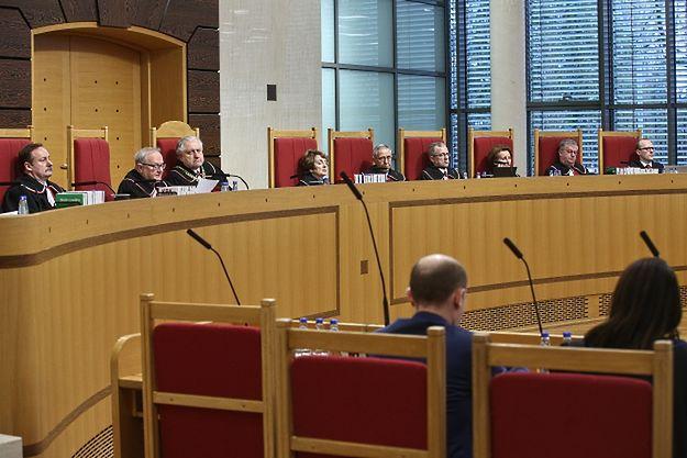 Trybunał Konstytucyjny: nowela ustawy o TK - niekonstytucyjna