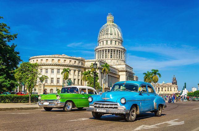 Wakacje na Kubie to idealny pomysł na przełamanie zimowej rutyny