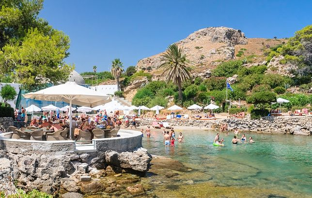 Rodos jest drugą najpopularniejszą grecką wyspą wśród Polaków