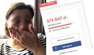 Internauci wpłacili prawie 400 tys. zł. Dziennikarka zgłosiła zbiórkę do prokuratury