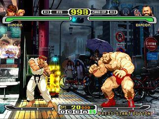 Capcom vs. SNK Millionaire Fighting 2001