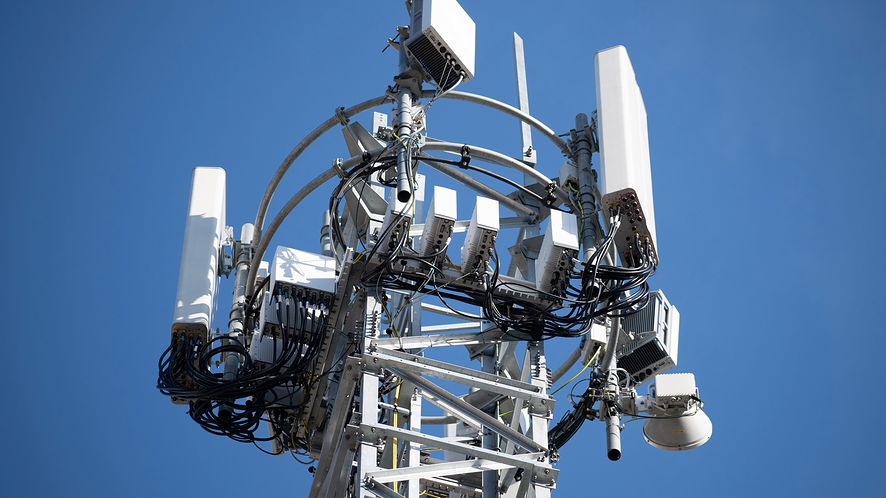 OPPO pomoże w budowie sieci 5G w UK, fot. Getty Images