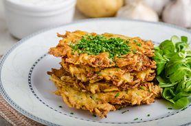 Hash brown - smażone placki z ziemniaków