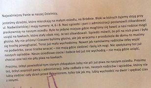 Wzruszający list dzieci do burmistrza Targówka. Proszą o piaskownicę
