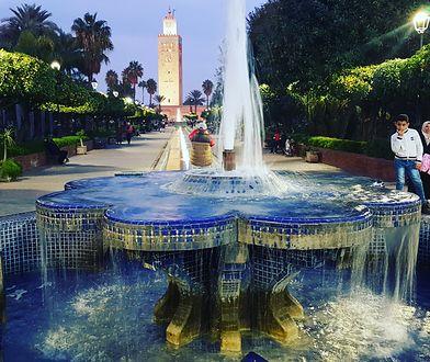 Medyna w Marrakeszu została wpisana na listę UNESCO