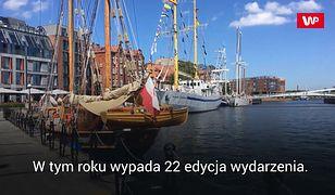 Baltic Sail. Największa międzynarodowa impreza żeglarska Gdańska