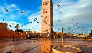 """Marrakesz jest nazywany """"Czerwonym Miastem"""""""