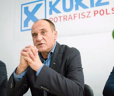 """Paweł Kukiz twierdzi, że Tomasz Arabski powinien """"bezwarunkowo"""" iść do więzienia"""