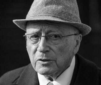 Zmarł Filip Białowicz - ostatni z ocalałych z zagłady w Sobiborze