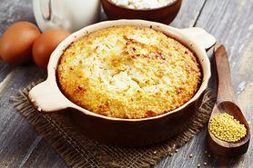 Zapiekanka ziemniaczana z dodatkiem masła