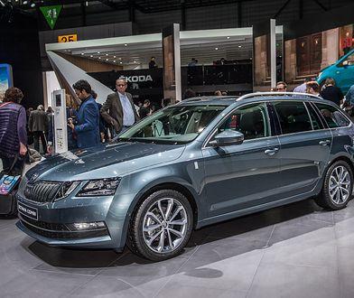 Škoda Octavia po liftingu - lider polskiego rynku debiutuje w Genewie