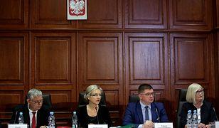 Katarzyna M.-W. zdaniem prokuratury nie dopełniła obowiązków służbowych