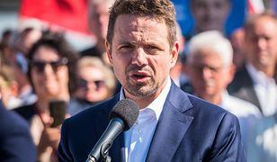 """Wybory prezydenckie 2020. Rafał Trzaskowski chce """"bezpartyjnej kancelarii"""""""
