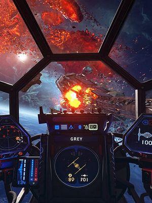 Star Wars: Squadrons 120 kl/s na Xbox Series X i Series S!