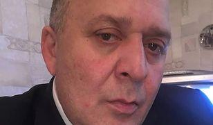 Rovshan Rzayev został dotkliwie pobity i okradziony w Otwocku pod Warszawą