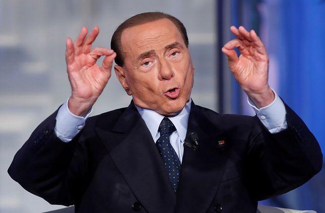Silvio Berlusconi ponownie stanie przed sądem