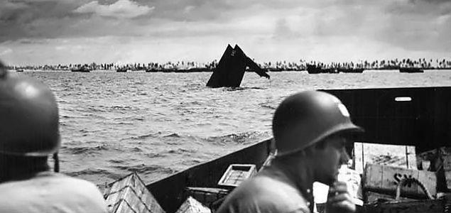 Szturm na Wyspy Marshalla podczas II Wojny Światowej