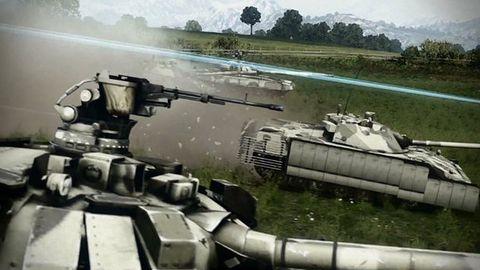 Siły Pancerne wjeżdżają na pole bitwy: zwiastun na premierę dodatku do BF3