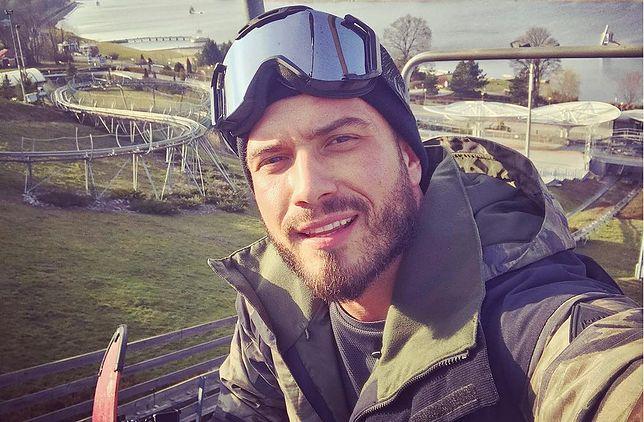 """Maciej Borowicz z """"Big Brothera"""" zablokował komentarze. Nie wytrzymał presji"""