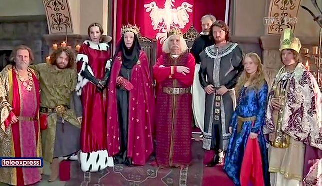 """Już jest spot promujący """"Koronę królów! """"Ugrzecznione intrygi pałacowe, sztywne dialogi"""""""