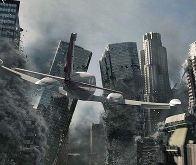 Zapowiedź końca świata była reklamą filmu. Wielu dało się nabrać