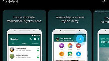 Android bez Google czy jednak z Google? - microG i Aurora Store w 2020 - Ekran aplikacji