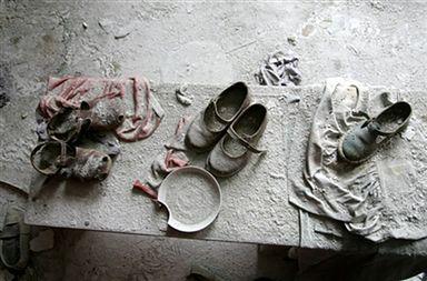 Fotoreportaż z wymarłej Prypeci