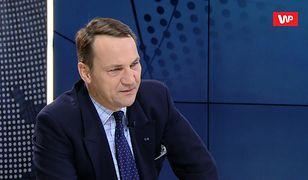 Radosław Sikorski o Turcji: obecnie rządzacy powinni to potraktować śmiertelnie poważnie