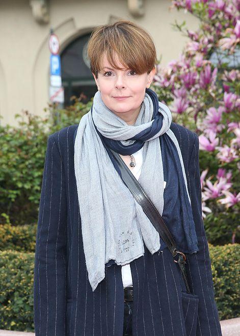 Korwin Piotrowska zmieniła fryzurę. Wygląda lepiej?