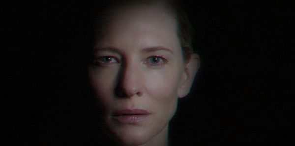 Cate Blanchett w klipie Massive Attack