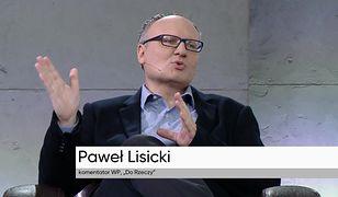 """""""Moja strona. Bitwa redaktorów"""". Paweł Lisicki: ze strony PiS to był nokaut"""