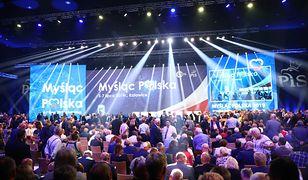 Katowice. Konwencja Prawa i Sprawiedliwości