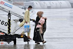 Afganistan. Ponad 700 ewakuowanych w Polsce. Wiadomo, gdzie trafią