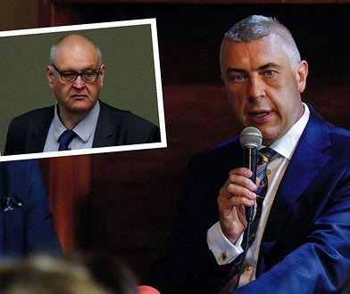 Roman Giertych i śledztwo PiS. Bogdan Święczkowski o nowych zarzutach