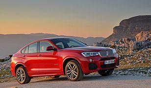 """Złodziej chciał """"testować"""" BMW X4 za 250 tys. zł"""