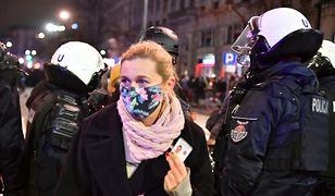 Strajk Kobiet. Będzie zawiadomienie ws. policji