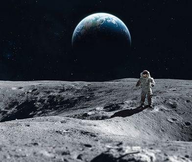 NASA publikuje unikalne wideo. Pokazała widok na Księżyc z okna Neila Armstronga