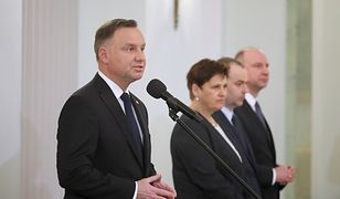 Andrzej Duda powołał nowych członków Państwowej Komisji Wyborczej