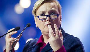Europosłanka Róża Thun jest w konflikcie z Ryszardem Czarneckim