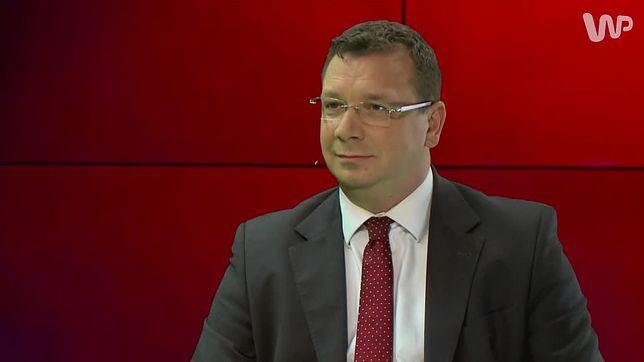Wójcik ostro o Tusku: wpis jest szkodliwy dla Polski