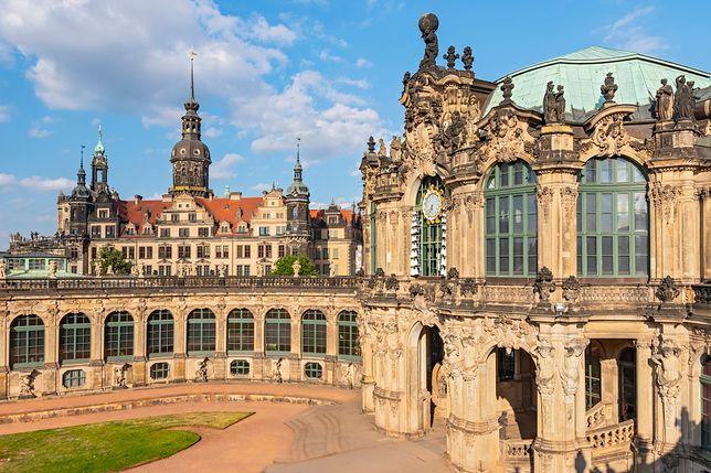 Niemcy: obrabowano skarbiec Augusta II Mocnego w Dreźnie. Gigantyczne straty