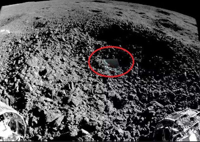 Na Księżycu odkryto dziwną substancję - teraz wiadomo, czym jest