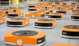 Amazon zastępuje swoich pracowników robotami