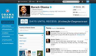 Politycy na Twitterze nie śledzą kolegów