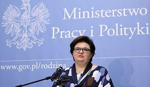 Elżbieta Bojanowska kilka dni temu oddała się do dyspozycji minister Rafalskiej