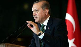 Recep Erdogan, prezydent Turcji.