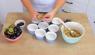 Trzy zdrowe desery w pięć minut. Słodko i zdrowo