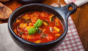 Zupa meksykańska to jedna z propozycji zup na Sylwestra
