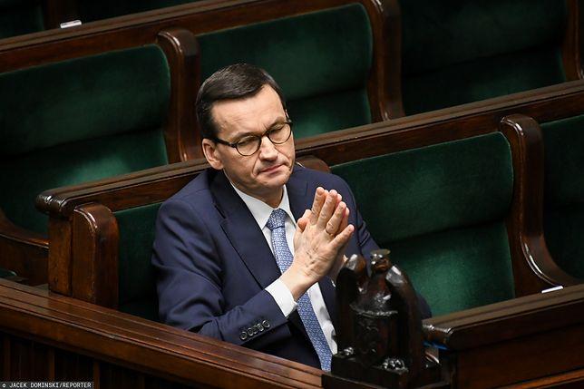 Koronawirus w Polsce. Premier poleci do Smoleńska w późniejszym terminie